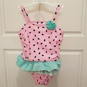 Other - Cat & Jack watermelon swimsuit